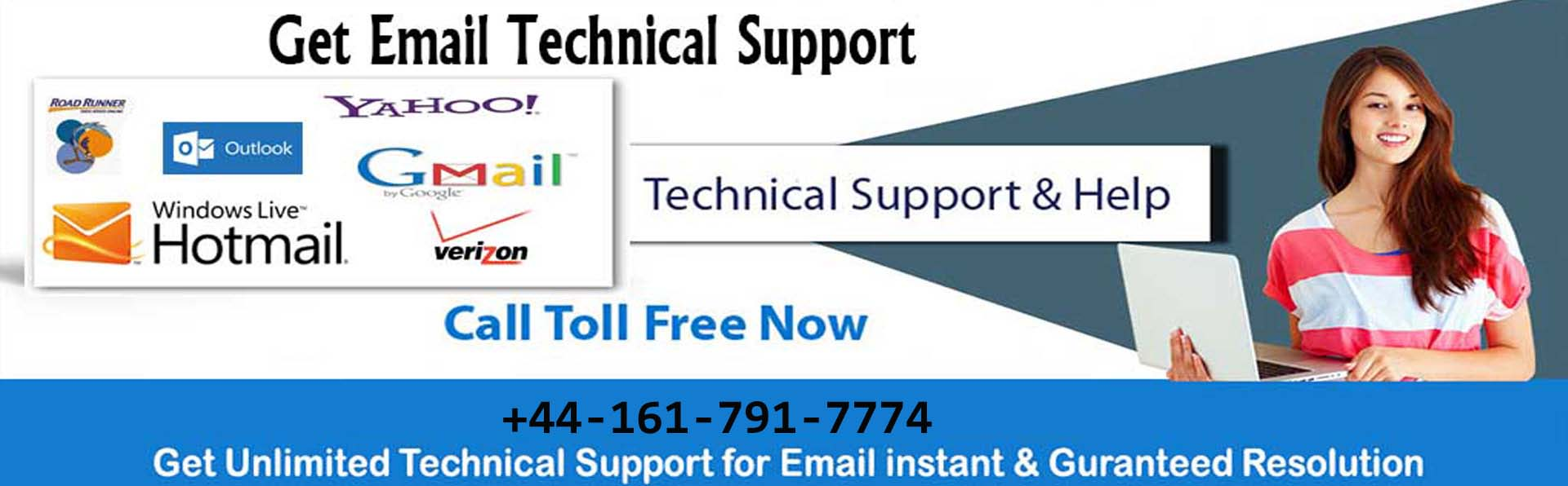 Email Technical Support Call Us Now @ +44-330-113-5112