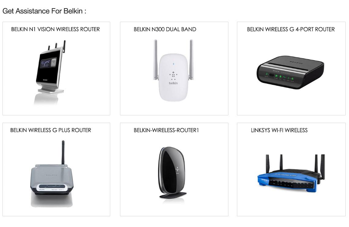 Belkin F7D2301 Wireless router 4